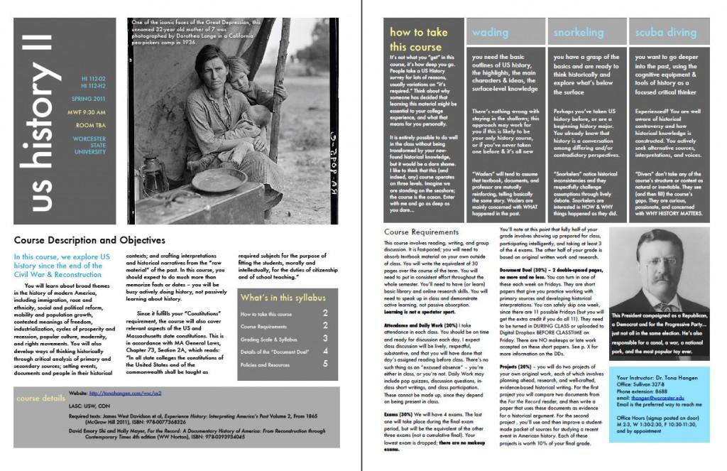 In Design Math Newsletter Template